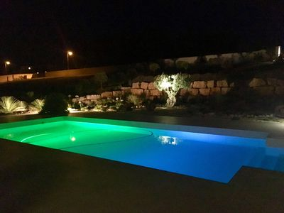 Photo for Large villa, swimming pool, air conditioning very close to the city of Carcassonne