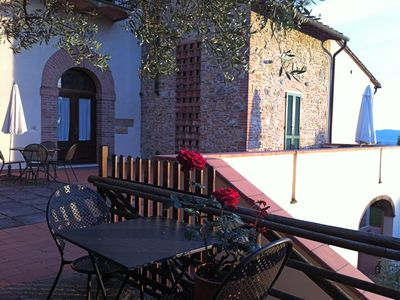 Photo for New Property Monache 1 spacious comfortable accommodation for two rural Tuscany