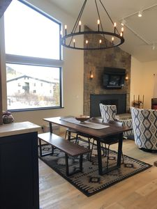 Photo for Beautiful! Remodeled Teton Village Condo with Tram Views!