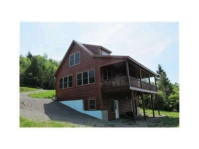 Photo for Beautiful home in the overlook with incredible views of Rangeley Lake