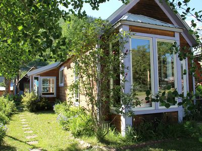 Photo for Charming & Sunny Renovated Historic Silverton Home in Town.