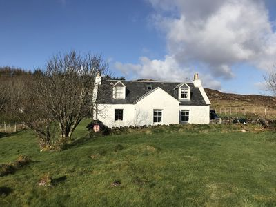 Photo for HALF OF 6, pet friendly, with open fire in Portree, Ref 950635