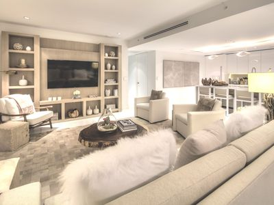 Photo for **Luxurious! 5* Star 4 Bed Direct Ocean Top Floor Penthouse in South Beach
