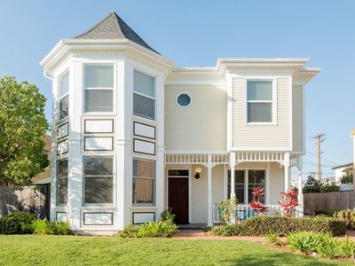 SPECIAL! Luxury Townhouse1, Steps to Beach and Bay! Garage Crib BBQ AC Baby Gear