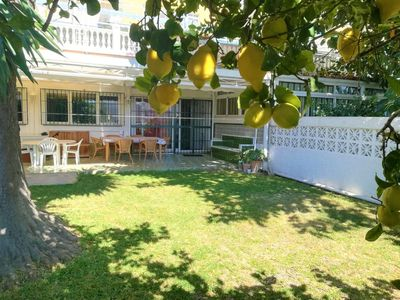 Photo for Beautiful apartment with private garden