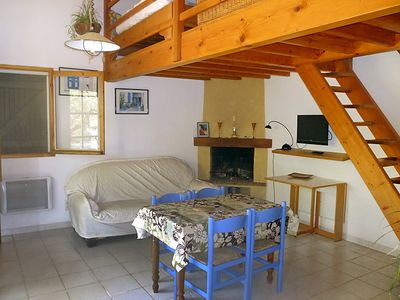 Photo for Vacation home Paradis in Vaugines - 2 persons, 1 bedrooms