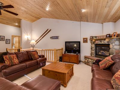 Photo for Bluebird Days, Private Duplex with a 2 car garage, Gondola Square Ski Storage Locker!