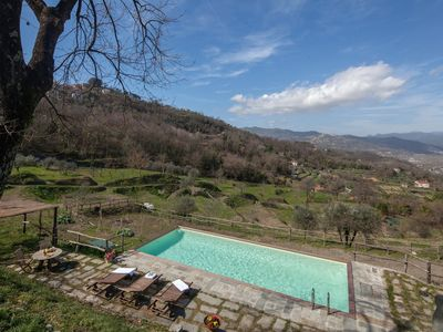 Photo for Farmhouse of 1600-pool-WI-FI and Free Parking