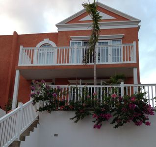 Photo for ForgetMeNot-Beautiful Townhouse - With Ocean view and private beach.