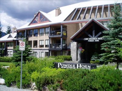 Photo for Whistler, British Columbia Ski in/Ski Out, 2 BR + Den