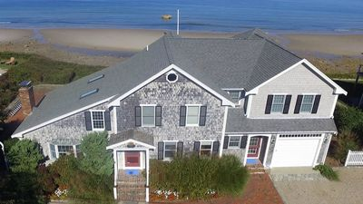 Photo for Cape Cod Bay Waterfront - 'Gulls Way' - Private Beach
