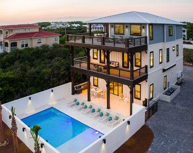 Photo for Ultimate Beach House Next to Alys and Rosemary Beach + PRIVATE POOL + FREE BIKES