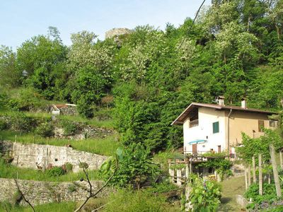 Photo for Vacation home Casa Ronco  in Dongo (CO), Lake Como - 3 persons, 1 bedroom