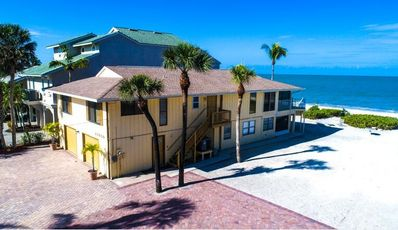 Photo for Beach Front - Gorgeous Views of Beach & Ocean - Wifi - Minutes to Doc's Restaurant