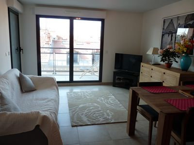 Photo for 1BR Apartment Vacation Rental in Cannes, Alpes-Maritimes