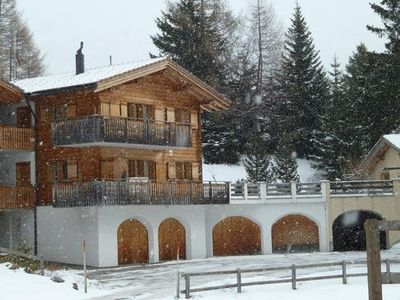 Photo for Holiday house Lenzerheide/Lai for 6 persons with 3 bedrooms - Holiday house