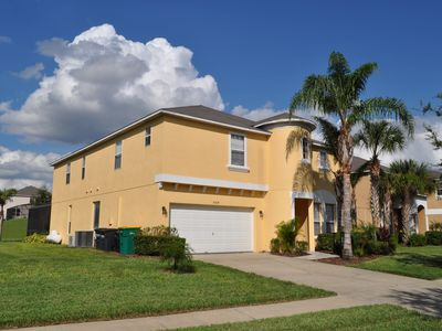 Photo for Emerald Island Luxury Castle in Kissimmee, Private Pool, 3 mi to Disney Parks