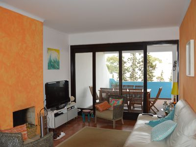 Photo for Renovated apartment near the beach Maria Luisa