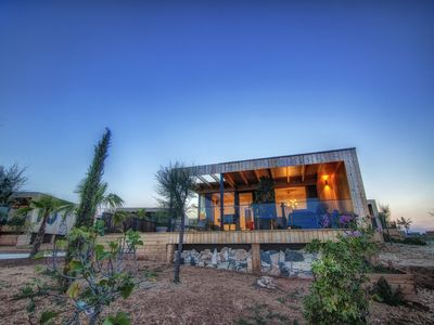 Photo for Villa in Zrce, close to the beach, water sports, festival, party, free wifi, up to 6 people.