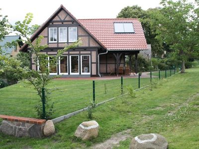 Photo for Tudor, 240m²WF, wireless, large WZ, 3BR, fireplace, balcony, 2bath, carport, 4Fahrräder