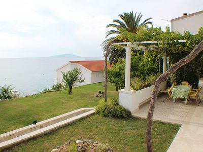 Photo for Apartment Sea View  A2 Zaborke(4)  - Brist, Riviera Makarska, Croatia