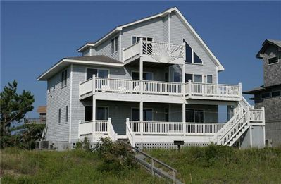 Photo for OCEANFRONT in Avon w/HotTub, PetFriendly