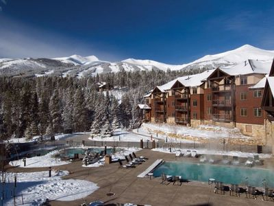 Photo for March 16-23 REDUCED Grand Timber Lodge Resort, Ski/In Ski/Out -March 16-23, 2019