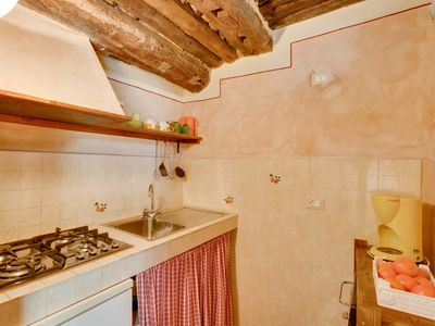 Photo for Apartment 291 m from the center of Pescia with Internet, Pool, Parking (116867)
