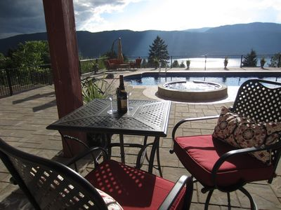 Photo for 2BR House Vacation Rental in Lake Country, BC