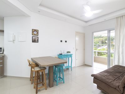 Photo for Apartment for rent 2 bedrooms and 1 suite 50 meters from the Sea in Pumps