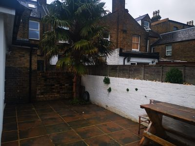 Photo for Quaint bungalow 5 mins from the seafront - sleeps up 6