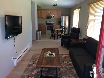 New Downtown Apartment.  Walk Everywhere, Rest Comfortably