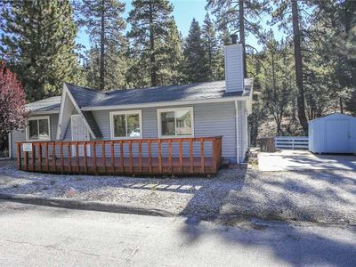 Photo for 2BR House Vacation Rental in Fawnskin, California