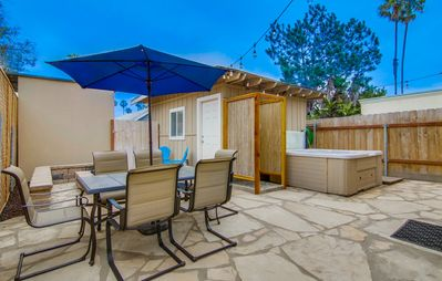 Photo for Ocean Beach Oasis with private jacuzzi