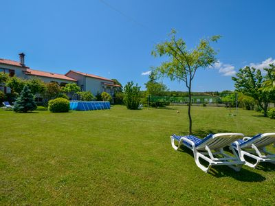 Photo for Comfortable 250m2 villa with 3000m2 garden all fenced.