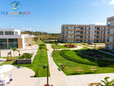 Photo for 1 bedroom apartment for 04 people in the Muro Alto Clube