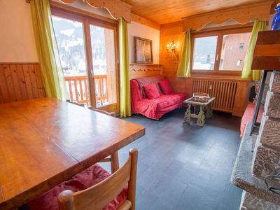 Photo for Apartment in Meribel Centre 4 Pers