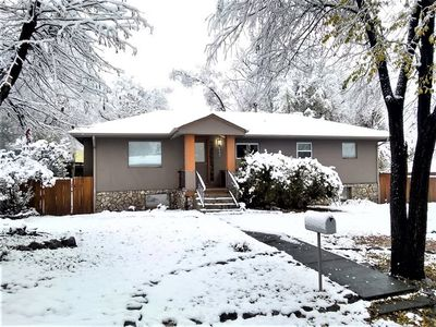 Photo for Mountain Foothill 2 Bedroom home, west of downtown