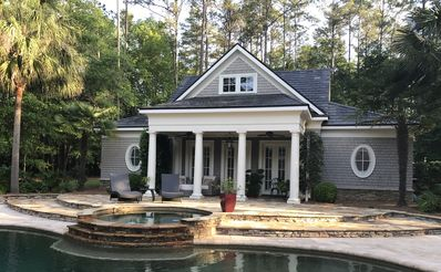 Photo for Elegant Guesthouse in Historic Thomasville, Georgia