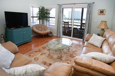 Dunes Pointe 15F, Lovely 3 Bedroom Condo with Indoor Outdoor Swimming Pool  and Beautiful Marsh Views - Myrtle Beach
