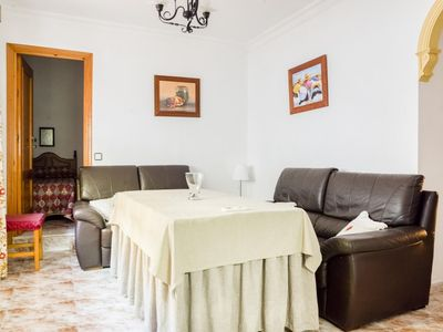 Photo for Simplistic Holiday Home in El Bosque near the Forest