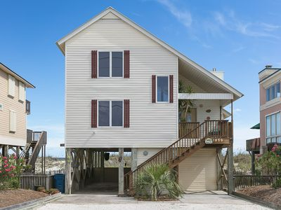 Photo for Beach-N-It: 3 BR / 2 BA house in Gulf Shores, Sleeps 8