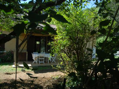 Photo for 2BR House Vacation Rental in SALIGNAC, Aquitaine