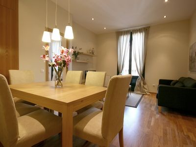 Photo for Midtown Gaudí - Three Bedroom Apartment, Sleeps 6