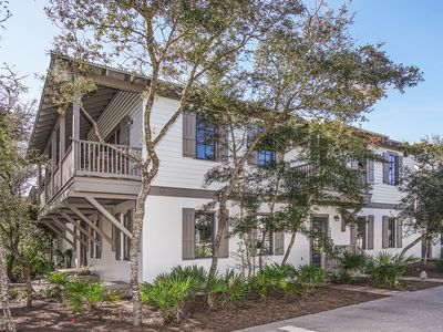 Stunning 4 Bedroom Home -South Side 30A in magical Rosemary Beach