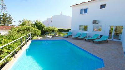 Photo for SOLFÉRIAS - Private pool, beautiful sea view, 3 bedrooms villa sleeps 6.