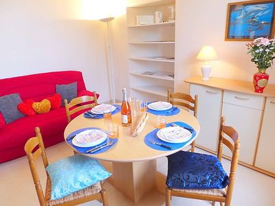 Photo for 1BR Apartment Vacation Rental in La Richardais