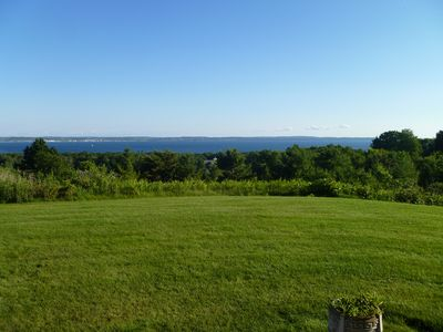 Photo for Panoramic Views of Little Traverse Bay in Harbor Springs