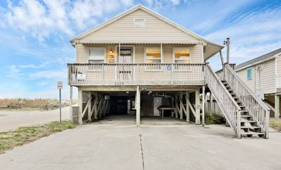 Photo for Yes Dear:  Ocean front 3 bedroom vacation rental home at Carolina Beach