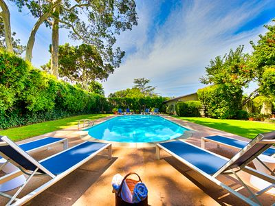 Photo for 25% OFF JUL/10% OFF AUG - Stunning Home w/ Endless Amenities+Walk to Beach!